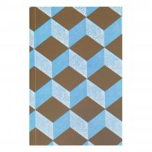 Agenda 2021 – Pocket Version (Pale Blue and Gold)