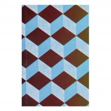 Agenda 2021 – Pocket Version (Blue and Burgundy)