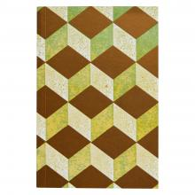 Agenda 2021 – Pocket Version (Mottled Pale Green and Gold)