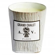 Grand Chalet Scented Candle, Ceramic