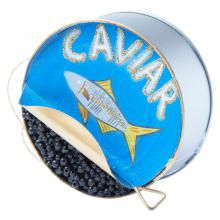 Caviar Open Box Ornament