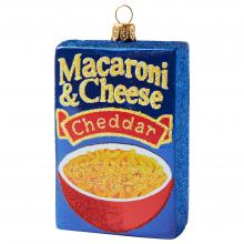 Macaroni and Cheese Ornament
