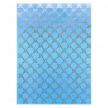 Large Monogramme Notepad (Blue)