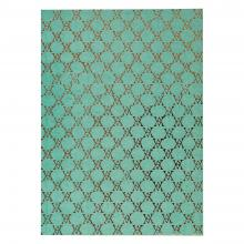 Medium Monogramme Notebook (Green)