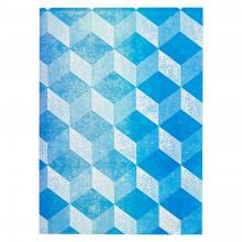 Notebook (Mottled Blue)