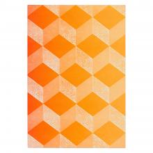 Medium Notebook (Pale Orange)