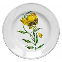 Mountain Lily Soup Plate