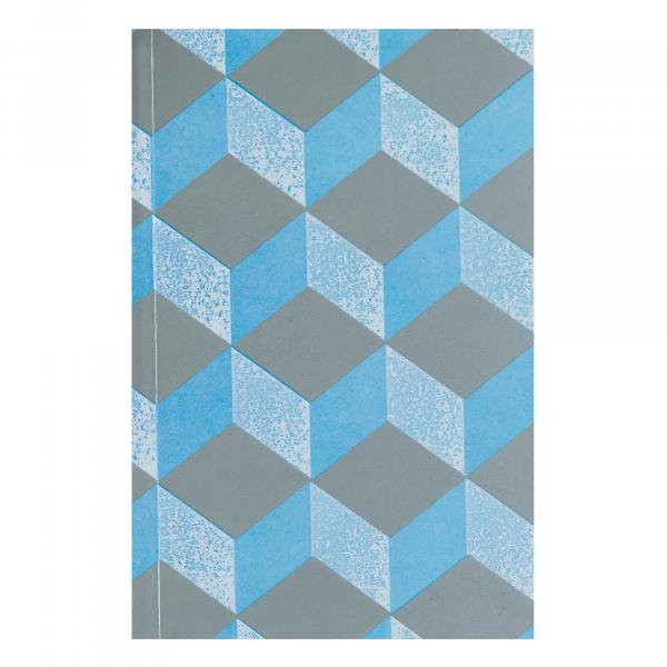 Agenda 2021 – Pocket Version (Blue and silver)