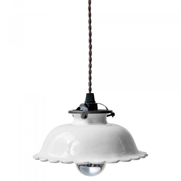 Small Daisy Pendant Light with Canopy